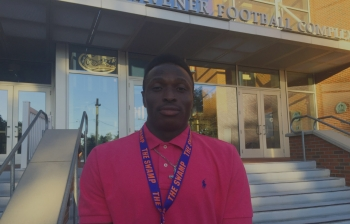 Florida Gators Part of Blessed Journey for Kelvin Lucky