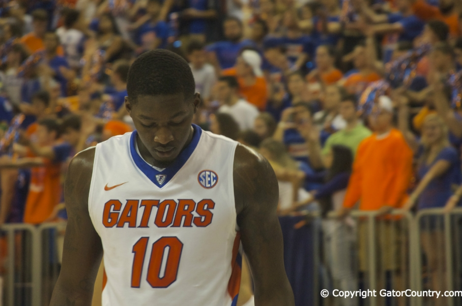 Florida Gators Forward Dorian Finney-Smith Opens 2015 Season