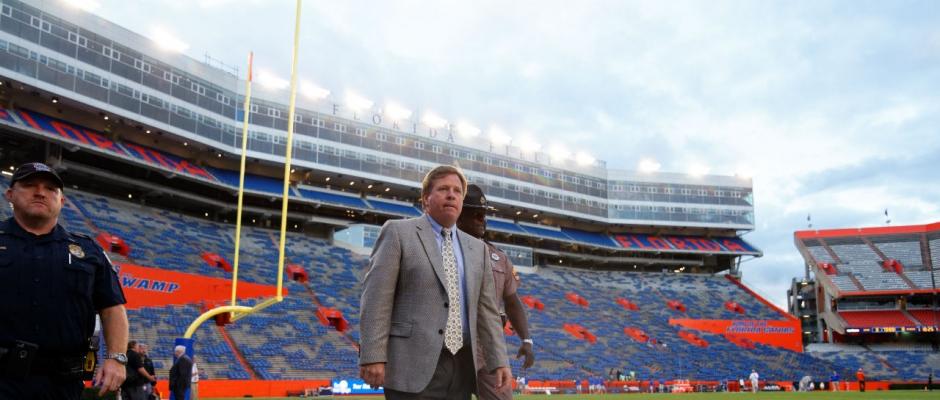 Jim McElwain shows respect to Nick Saban, Alabama