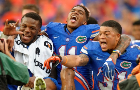 Florida Gators Football Photos: Over 100 pictures of FAU Victory