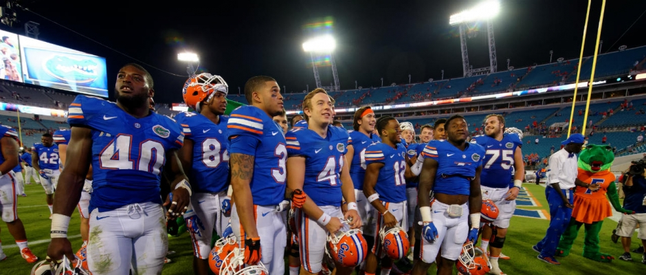 It's winning time for the Florida Gators football team