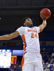 Florida Gators Basketball Defeats Florida Gulf Coast University