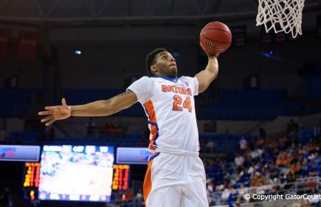 Florida Gators Basketball Defeats Florida Gulf Coast University
