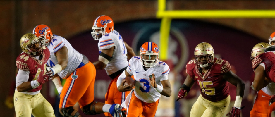 Troupe describes the Florida/Florida State rivalry