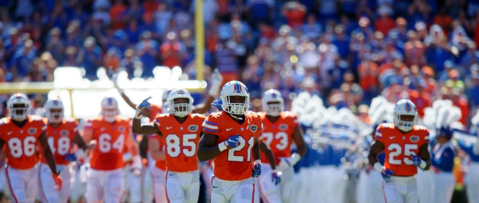 Fee Bartley: Florida Gators are Fried Chicken and Corn Bread