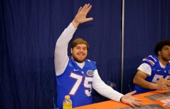 Spotlight on Florida Gators Seniors: Mason Halter
