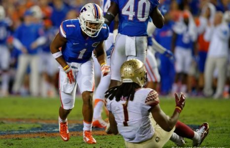 Florida State ends the Florida Gators' playoff hopes