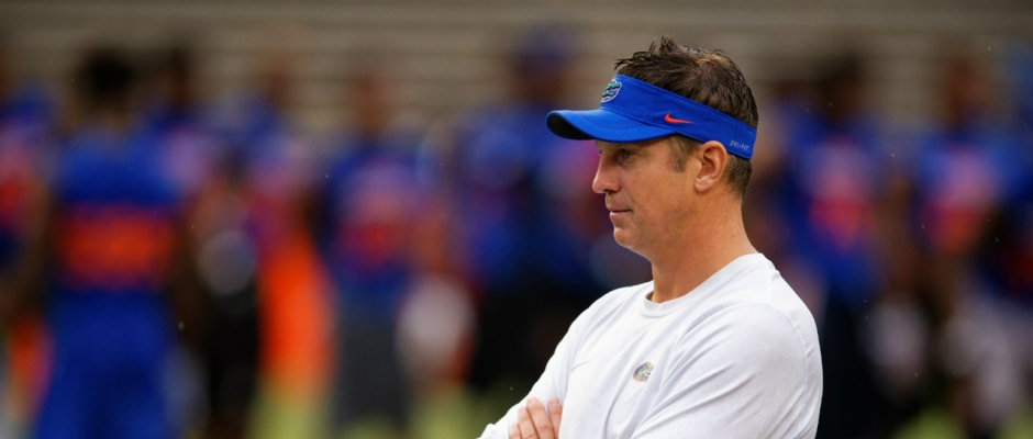 Florida Gators recruiting coaching visits for April 26th