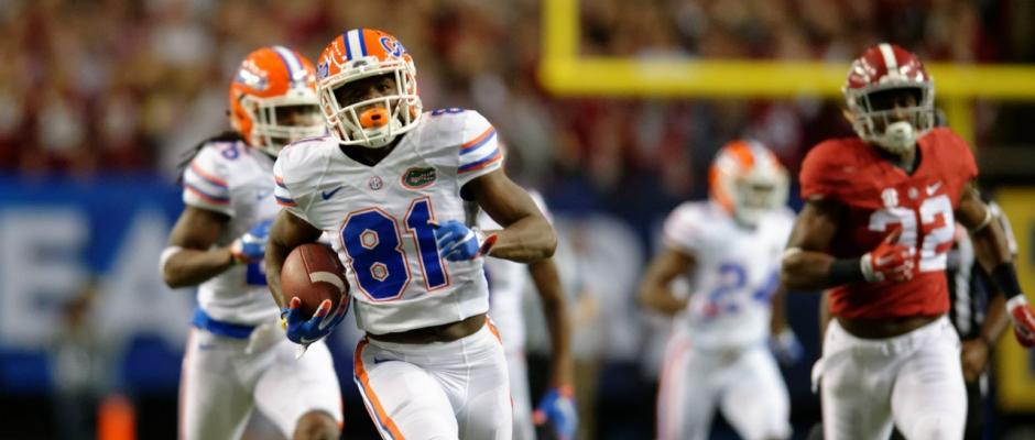 Florida Gators fall to Alabama in SEC Championship game