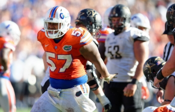 Caleb Brantley out to prove he's the best in the country