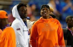 Florida Gators targets Nate Craig-Myers and Dwayne Haskins at the Florida vs FSU game- 1280x853