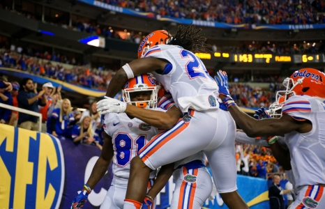Photo Gallery: Florida Gators in the SEC Championship Game