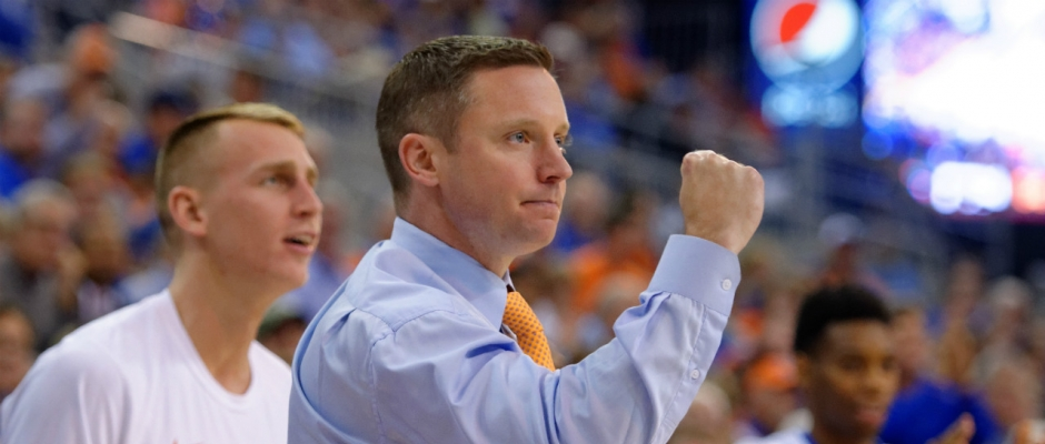 Florida Gators Basketball to Face Auburn