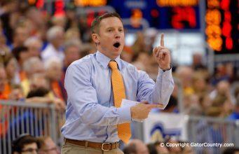 University of Florida Gators Basketball head coach Mike White