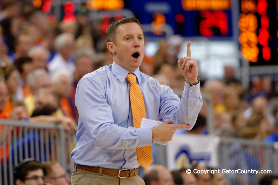 University of Florida Gators Basketball head coach Mike White