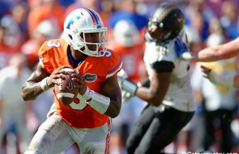 Treon Harris to transfer away from Florida Gators