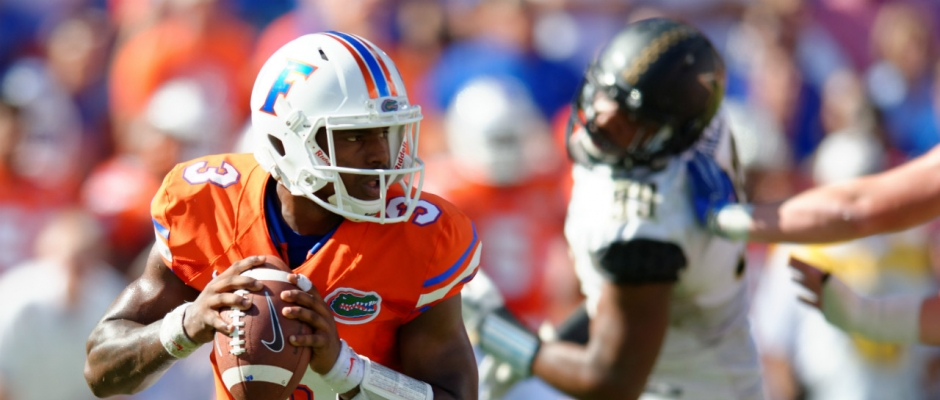 Treon Harris to transfer away from Florida Gators