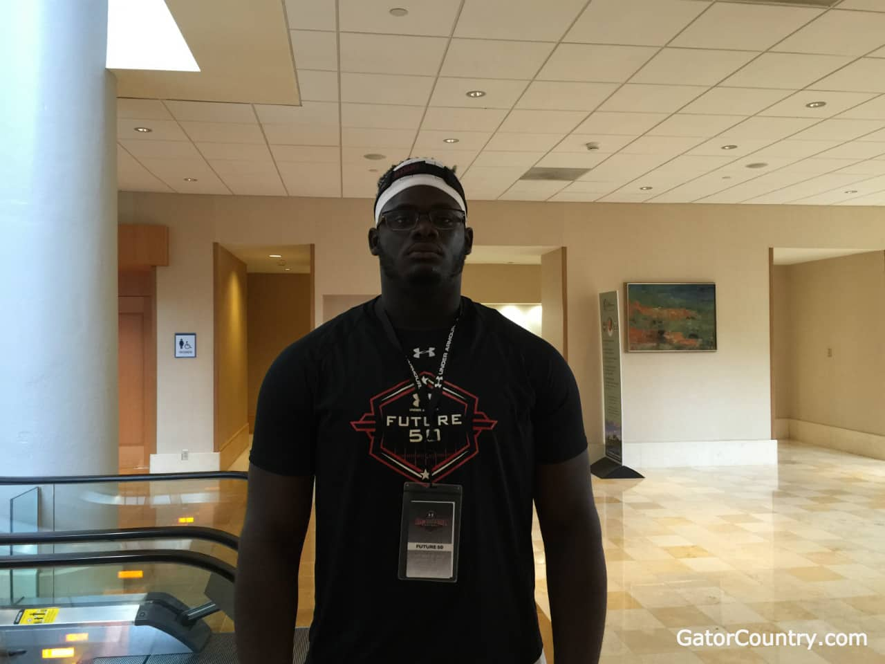 2017 Florida Gators recruiting target OL Alex Leatherwood- 1280x960