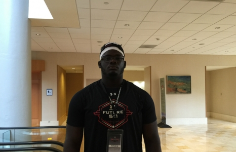 Florida Gators the biggest competition for Leatherwood