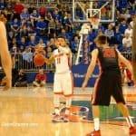 Chris Chiozza Directs Traffic in Win Over Georgia Bulldogs-Florida Gators Basketball-1280x850