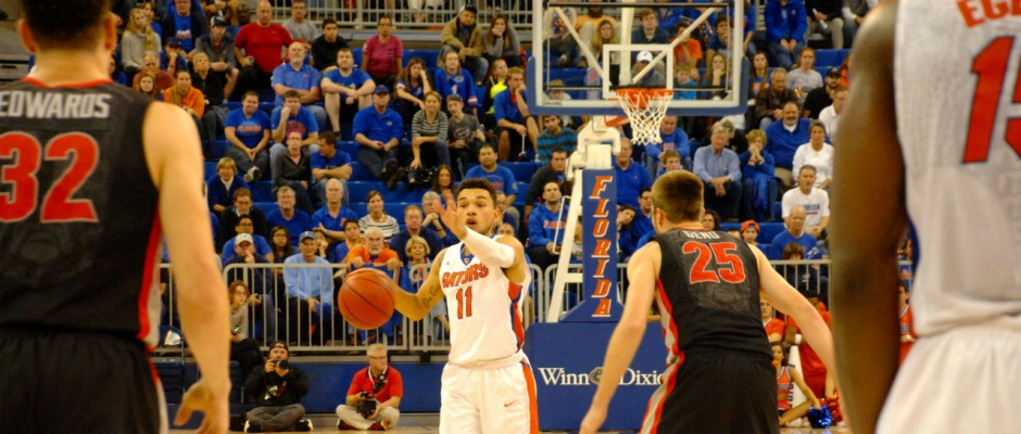 Florida Gators basketball ends its losing streak with a win