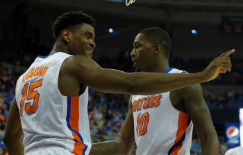 Florida Gators Basketball Comfortable in Play Heading to Vandy