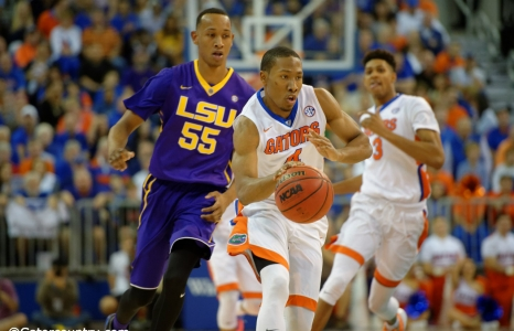 Florida Gators Basketball Prepares for Next Test In Canty