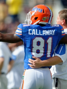 McElwain sees better future for Florida Gators