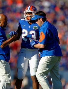 Jeremi Powell leaves Florida Gators football team