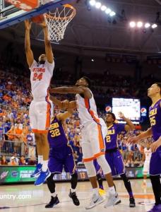Florida Gators Basketball Returns Home to Face Mississippi State