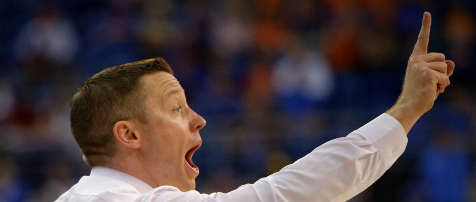 Florida Gators Basketball Defeats Mississippi State