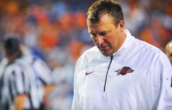 Jim McElwain responds to Bret Bielema comments