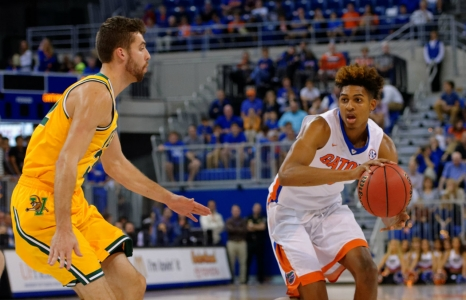 Devin Robinson could be first Florida Gator to test new rule