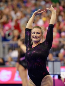 Florida Gators gymnastics wins semifinals meet