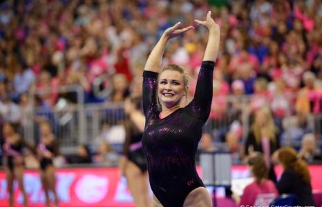 Florida Gators gymnastics team wins regional event