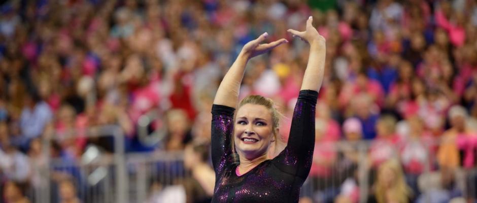 Florida Gators gymnastics wins semifinals meet