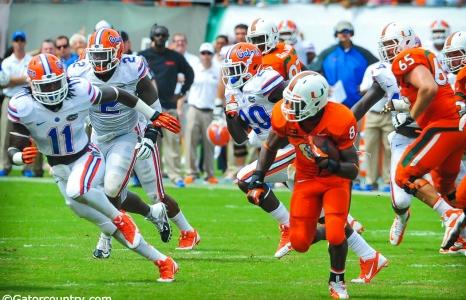 Report: Florida Gators, The U series could return in 2019