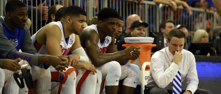 Florida Gators basketball preparing for tough road schedule