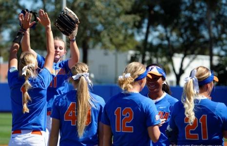 Florida Gators softball preview for the No. 7 LSU Tigers series