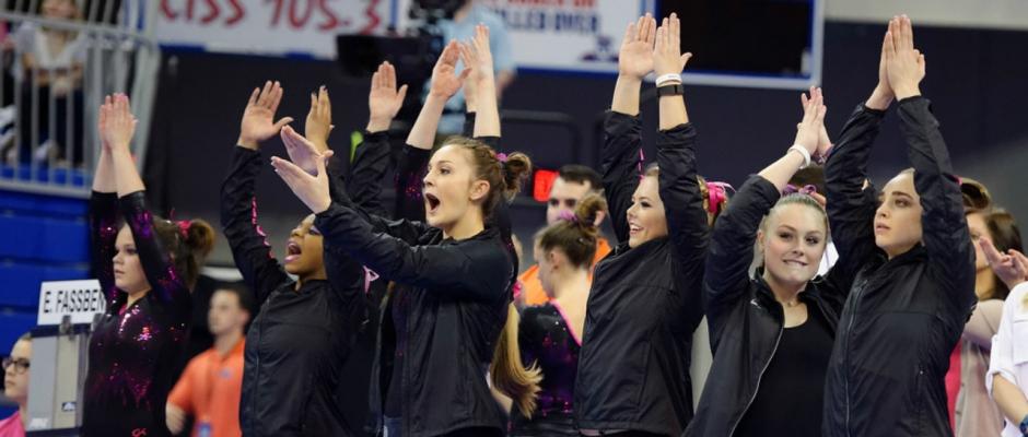 Florida Gators gymnastics wins SEC Championship