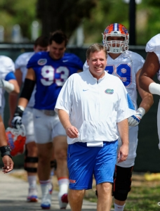 Florida Gators football photo gallery for March 30th