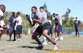 Energetic crowd gets Herbert's attention: Florida Gators recruiting