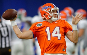 Notebook: McElwain excited to name Luke Del Rio the starter