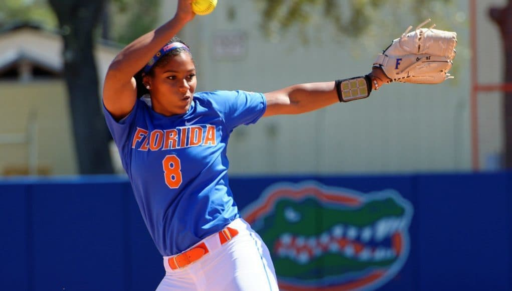 Florida Gators softball player Aleshia Ocasio- 1280x851