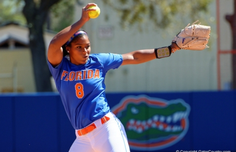 Florida Gators softball shuts out USF at home