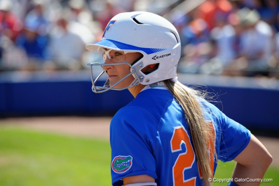 Florida Gators softball player Kirsti Merritt in 2016- 1280x853