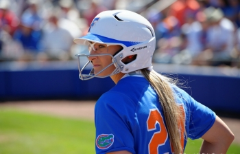 Florida Gators softball was paced by Kirsti Merritt last week
