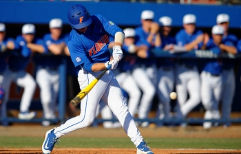 Florida Gators baseball stuns South Carolina