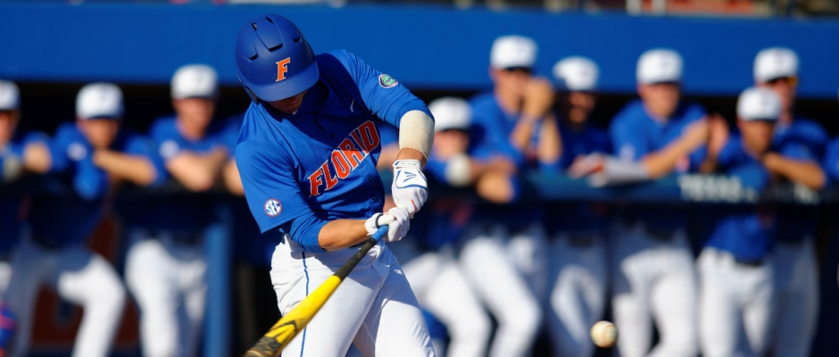 Florida Gators baseball stuns South Carolina