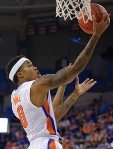 Florida Gators basketball looks to remain undefeated in new home